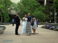 Bridal encounter, Mormon grounds