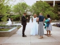 Bridal encounters at Mormon center